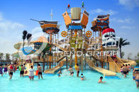 Çin Floating Water Playground Equipment Large Theme Hotel Outdoor Water Park şirket