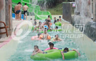 Çin Strong Large Water Park Lazy River / Galvanized Carbon Steel Supporting Fabrika