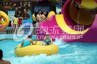 Çin Small Tornado Kids' Water Slides Customized For Children / Funny Slide For Water Park Fabrika