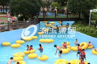 Çin Swimming Pool Equipment Lazy River Water Park For Giant Water Park One Year Guarantee Fabrika