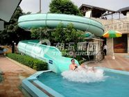 Çin Adult Custom Water Slides , Galvanized carbon steel Water park equipment Fabrika