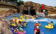 Çin Outdoor Holiday Resorts Water Park Lazy River, Waterpark Equipment şirket