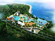 Çin Water Park Conceptual Design / Customized Water Park / Professional Water Park Constructs Team şirket