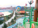 Çin Waterpark Project, Outdoor Water Park Engineering Projects / Customized Water Slide şirket