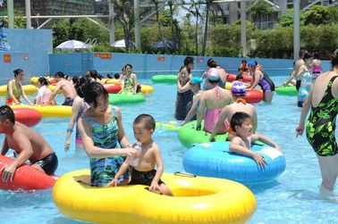 Waterpark Project, Outdoor Water Fun Equipment, Aqua Park Projects