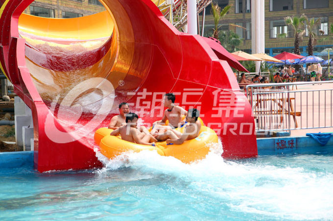 Small Tornado Kids' Water Slides Customized For Children / Funny Slide For Water Park